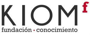 Logo Fundación Kiom